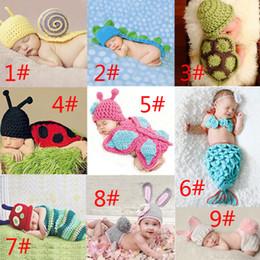 Promotion bébé props accessoires pour la photographie La photographie du nouveau-né props garçons de style animal chapeau de bébé filles costumes costumes accessoires pour bébés vêtements pour bébés Livraison gratuite 201507HX
