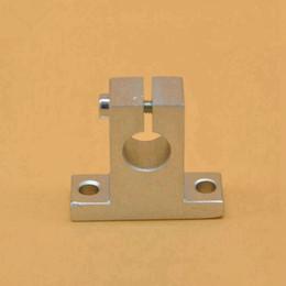 100pcs SK12 12mm linear rail support Shaft Support CNC Router SH12A CNC parts