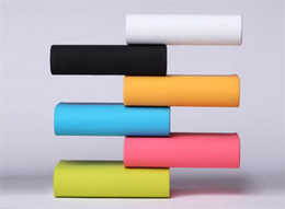 Silicon case covers of Xiaomi10400mAh External battery pack charger power bank mobile phone Hot Sale free shipping
