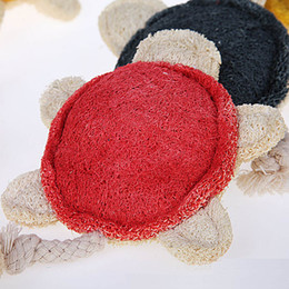 Wholesale Loofah Dog toys Pet Toys Molar Tooth Cleaning In Addition To Bad Breath Remove Tartar Tooth Protection Toys