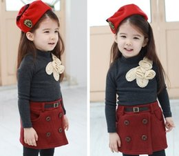 Wholesale 7 Colors Solid Candy Colors Navy Style Cloth Bowknot Hot Children Girls Lovely Accessories Hair Sticks Princess Fashion Gift Wedding N1729