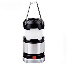 Wholesale Famous Brand Best Quality LED Portable Camping Lantern Hiking Fishing Tent Lamp