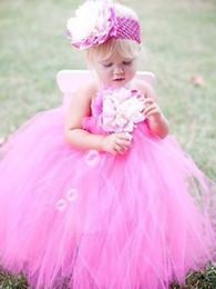 New Lovely Bridal Flower Girl Dress Spaghetti Straps Tulle Beaded Waistband Floor Length Sparkling Little Girls Pageant Dresses