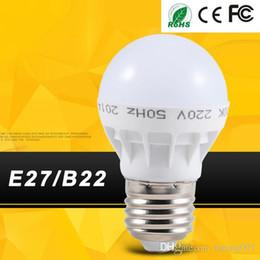Promotion e27 ce smd Expédition gratuite Usine Vente directe CE RoHS ampoules LED B22 E27 Warm Cool White LED Ampoule 3W 5W 7W 9W 12W Lumières Lampe Economie d'énergie Hotsale