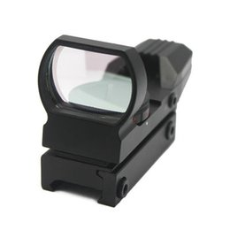 Wholesale Electro x33 Reticle Red Green Dot Sight with mm Rail Mount for Shotguns Pistols