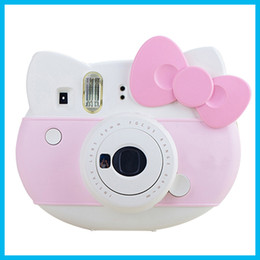 Fujifilm Instax Mini Hello Kitty Instant Camera INS MINI KIT Polaroid (Refurbished) Free shipping