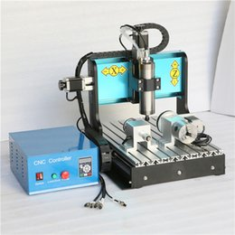 Wholesale JFT High Efficiency CNC Router Machine High Precision Axis W Parallel Port Engraving Machines Wood Bead Making Machine