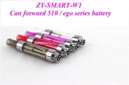 Esmart electronic cigarette atomizer adapter 501 battery e cig Vape vaporizer atomizers aspire evod ce4 box mod istick 50w ecig mods