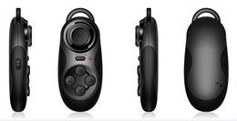 Wholesale New Phone Bluetooth gamepad self timer rocker For Apple PC Wireless Mouse Remote Control for D VR Glasses headset for VR BOX
