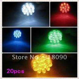 Promotion 20pcs 12LED Light 1156 1157 Tail Lamp 12 Led Turn Light Stop Bulbs S25 12 SMD Brake Light Backup Reserve Lamp