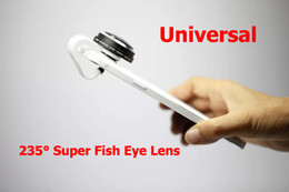 2014 New Universal Detachable Super Clip 235 Degree Fisheye Lens for Phones iPhone 6 iPhone 6 Plus Samsung Galaxy Note 4 3 S5
