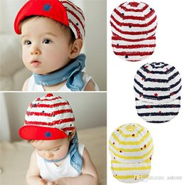 Wholesale Hot Sales Kid Baby Toddler Infant Children s Caps Baseball Beret Hats Cotton Soft PX244
