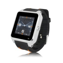 Wholesale The Best Smartwatch In The World Expensive Watches Bluetooth Support Android IOS GSM WCDMA Network GPS Camera Google Map Mobile Phone Watch