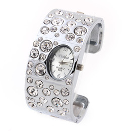 2015 New Fashion Women Dress Watches full rhinestone Watch Analog shiny crystal Wristwatch 4colors ladies quartz watches