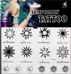 Wholesale 2014 Direct Selling Limited Henna Fake Tattoo Sex Products Temporary Tattoo Tatoo For Man And Weman