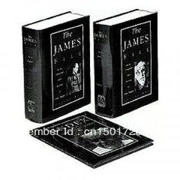 Wholesale The James File Book Set by Allan Slaight and Stewart James Only magic teaching PDF Format magic tricks