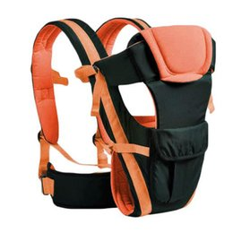 Wholesale S5Q Multifunctional Breathable Front Facing Infant Carriers Backpacks Baby Sling AAAFEF