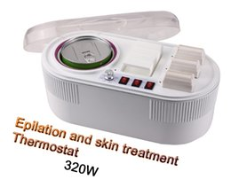Wholesale 2015 no no hair depilatory wax heater Canned Depilatory Paraffin Warmer as hair removal tool W to remove hair and skin treatment