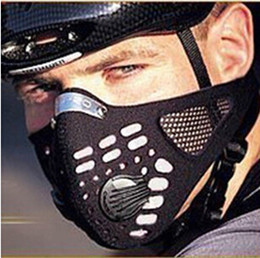Wholesale Discount Sport and Outdoor Cycling Protective Face Mask Bicycle Riding Face Mask Windproof Ski Snowboard Dust Mask M1852