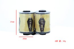 Tattoo accesories 33mm 10 Wrap Tattoo Coils For Tattoo Machine Gun Power Set Kit Supply 2300123