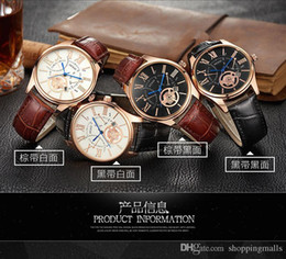 Wholesale Hot Watches Golden Mechanical Mens Date Automatic Watches Luxury Sport Watch For Men Women Couples Table Mechanical Watches Quartz Watch