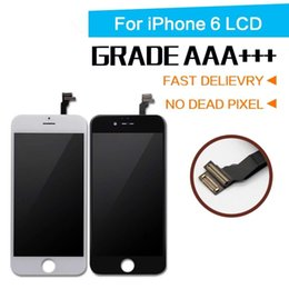 Grade A+++ LCD screen iPhone 6 Display Touch Screen Digitizer Replacement Parts
