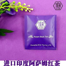 Wholesale 2015 Time limited Top Fashion Years Tea Vacuum Pack Qs Lapsang Souchong India Imports Of Assam Black Tea Stereo Triangle