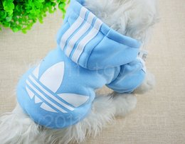 Wholesale Pet Dogs Fashion Clothing Pet warm winter clothes dog clothes pet feet clothing dog clothes Teddy clothes