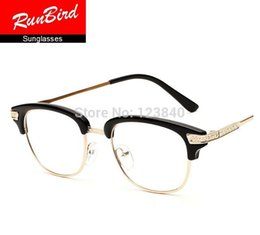 Brand Designer myopia optical glasses frame high quality Men Women Eyeglasses plain computer eye glasses oculos de grau sg090