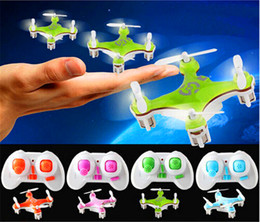 Wholesale toys and children s products Cheerson CX CX10 G Remote Control Toys CH Axis RC Quadcopter rc helicopter VS Syma S107G