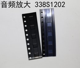 Wholesale 5pcs for iphone S C replacement Audio Controller Audio Codec S1202 U22
