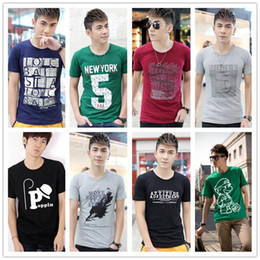 Wholesale The cheapest Chinese men s men s fashion casual men s clothing T shirt best quality
