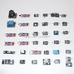 Wholesale IN BOX SENSOR KITS FOR ARDUINO HIGH QUALITY Works with Official For Arduino Boards cartons not plastic