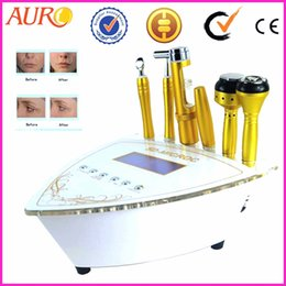 (Au-49B) home use 5D ultrasound probe micro current Skin Activating Device best new product meso therapy