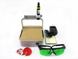 Wholesale MW DIY laser engraving machine Mini laser engraver carving seals mobile phone shell