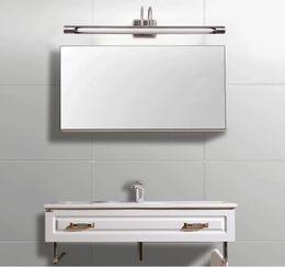 Wholesale Modern Metal Mirror Front Lights Sconce Bathroom Wall Lamp KTV Hotel Bar Wall Light Wine Cabinet Light Fixture