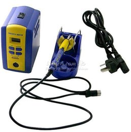 Wholesale Hot sale HAKKO FX soldering station digital display Lead free soldering station with soldering iron and different tip