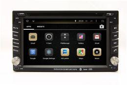Wholesale Android Car DVD Player for Hyundai Santa Fe Tucson Elantra Sonata Accent I20 with GPS Navigation Radio Bluetooth USB Head Unit