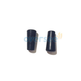 Oversee Nylon parts CABLE END for fitting Yamaha Outboard engine parts 4HP 5HP 6E0-43632-00-00 Knob Tilt
