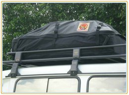 Wholesale Car rooftop bag X4TLV waterproof dustproof ABS buckle rooftop bag cargo carrier luggage carrier travelling bag outdoor service X110X46CM