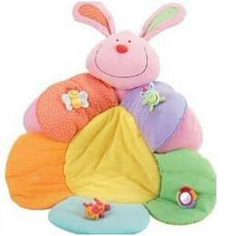 Wholesale Promotion ELC Blossom Farm Sit Me Up Cosy Baby Seat Play MatPlay Nest Sofa Infant Bed Inflatable baby game pad carpet green donkeys