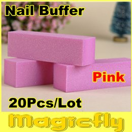 Wholesale BFL Nail File Buffer Buffing Sanding Files Block For Nail Art with buffer polish smooth shine