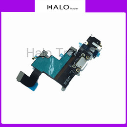 Wholesale Original Quality For iPhone inch Charging Port Flex Cable Charing Center Replacement DHL