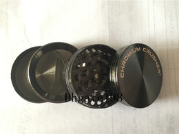 CNC metal chromium crusher grinder tobacco grinder herb 40mm 50mm 55mm 63mm smoking dry herb grinder herbal grinders