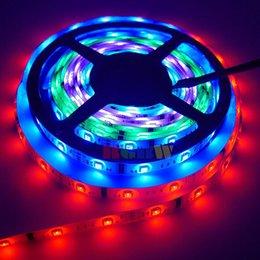 Promotion couleur de rêve magique Vente en gros 100m 20x5M 6803 30LEDs / M FlexibleLED Strip Light Magic Dream Couleur 94 133 Changer 5050 RVB SMD étanche IP65 DC12V