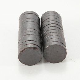 Wholesale High Quality Strong Y30 Grade Round C8 Ferrite Magnets Disc Craft Fridge DIY Mro x3mm
