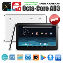 DHL Free Shipping ! Android 4.4 10 inch A83TRAM 32GB ROM Quad-Core Tablet PC 8 Cores Kids Gift MID Tablets
