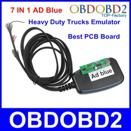 Wholesale High Quality In1 ADblue Remover Support Brands Heavy Duty Trucks AD Blue Emulator Truck Tool With Best Service