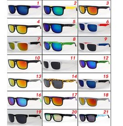 Wholesale Factory Price New colors Mens Ken Block Helm Sunglasses Sport Cycling Motorcycle Women Eyewear Sun Glasses Brand Designer Oculos De Sol