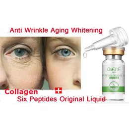 Wholesale Argireline liquid Collagen rejuvenating anti wrinkle instantly ageless remove canthus line Moisturizing plant extract face cream order lt no